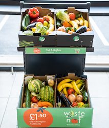 """Too Good to Waste"" fruit and veg boxes rolled out across all Lidl UK stores"