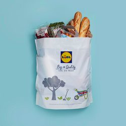 Lidl targets a 40% reduction in own-label plastic packaging by 2025