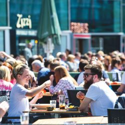 American-Italian restaurant, Smoke and Dough to open in Liverpool ONE
