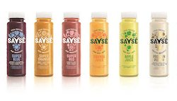 Savsé smoothies and juices unveils new look design at IFE Show