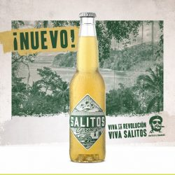 SALITOS launches the original Cerveza Lager beer