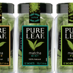Pure Leaf launches three new matcha flavours, with flavours to suit seasoned experts and matcha newbies alike