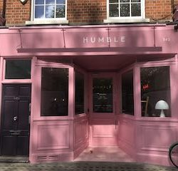 Humble Pizza opens on King's Road, Chelsea