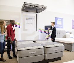 UK bed retailer Dreams rolls out Sleepmatch, its pioneering mattress matching technology