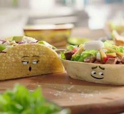 Old El Paso sparks conversation with new Talking Tacos
