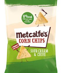 Metcalfe's expands shared snacking range