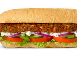 Subway launches new Vegan Sub
