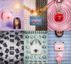 KENZO launches new handbag collection, TALI, and fun microsite