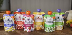 Piccolo shakes up baby food market with fresh new look and exciting range additions, including cooking ingredients