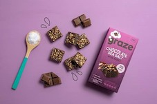 graze announces launch of new under 100 calorie 'wow bakes'