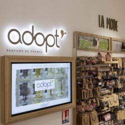 In-store digitalisation drives success for French cosmetics brand, Adopt
