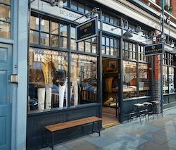 British outwear brand Belstaff opens in NYC, Meatpacking District