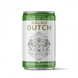 Double Dutch delight as Waitrose stocks award-winning tonic brand