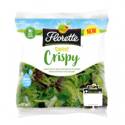 Florette launches Sweet Crispy salad