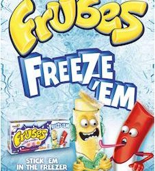 Frubes to launch Try Me Frozen campaign
