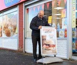 Food to go offer helping franchisees at One Stop to reap the growth awards
