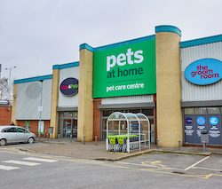 Pets at Home launches new 'Store of the Future' million-pound makeover