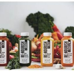 World's first 'grab-and-go' soup in heat-able bottle set to disrupt the category