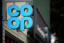 Co-op boosts revenues by 7.6% in first half