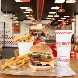 McArthurGlen Designer Outlet Ashford welcomes Five Guys as part of £90m centre expansion