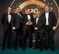 Angus Soft Fruits triumphs at prestigious UK-wide industry awards