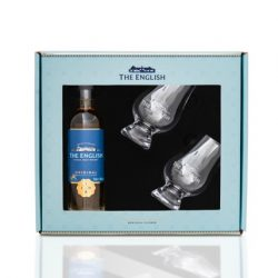 New gift packs from The English Whisky Co.