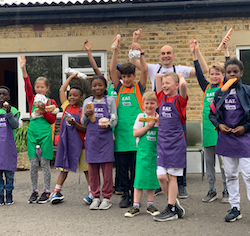 EAT. builds national partnership with children's charity initiative, Fit and Fed