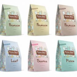 Davina Steel launches gluten free baking kits