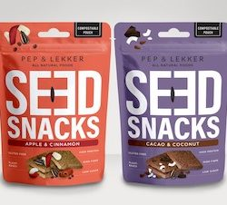 Seed Snack unveils new snacking pouches and flavours