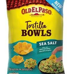 Old El Paso launches brand new Tortilla Bowls
