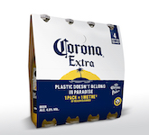 Corona launches limited edition four-pack to support beach cleans across the country