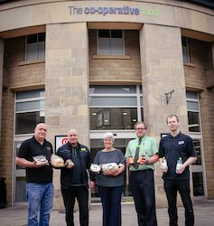 Central England Co-op throws support behind local producers with launch of new 'Carefully Crafted' range