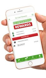 FreshStop at Caltex launches 'cash back' rewards app