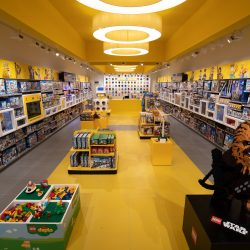 Two new LEGO stores coming to the UK in time for Christmas
