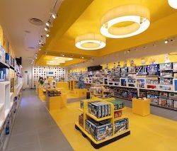 Hammerson secures exclusive interactive LEGO stores for 2019