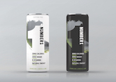 Brandality gives premium, canned natural energy drink & mixer – Number 1 – a new look