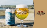 Made for Drink joins forces with Cornwall's Offshore Pilsner