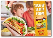 Old El Paso makes some noise with biggest creative campaign to date