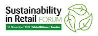 Scandinavia's major new forum to lead sustainability in retail debate