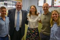 Crussh opens first hospital site, in Birmingham Children's Hospital, to bring healthy food to NHS staff, visitors and patients