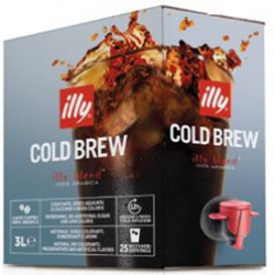 illy launches two cold brew coffee solutions in time for anticipated summer heatwave