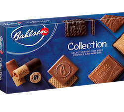 Bahlsen introduces Collection selection of premium biscuits