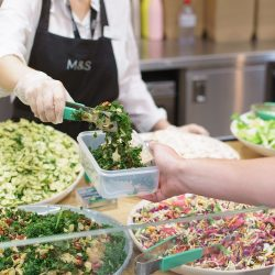M&S to introduce reusable containers for fresh food-to-go