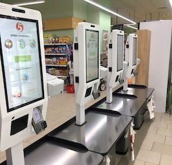 X5 Retail Group installs next-gen self-checkout terminals at Pyaterochka stores