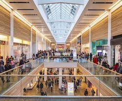 Meadowhall's strong footfall growth draws in new brands