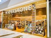 Waterstones to open in Glasgow Silverburn