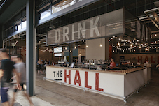 Extentia Group delivers The Hall – a new streetfood dining experience at Intu Lakeside