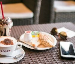 Costa Coffee puts customers at the heart of digital transformation