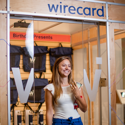 Wirecard drives the future of customer centricity with Grab & Go store