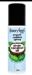 The Groovy Food Company launches trio of new organic oil sprays and oils into Tesco